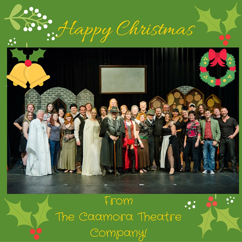 Happy Christmas from Caamora